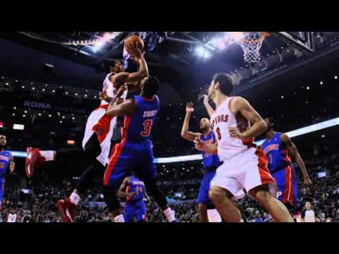 Win Detroit Pistons vs Toronto Raptors Tickets For Good Friday in Detroit!