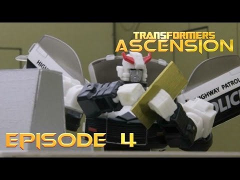 Transformers: Ascension   Season 1   Episode 4 - 'State of Decay'