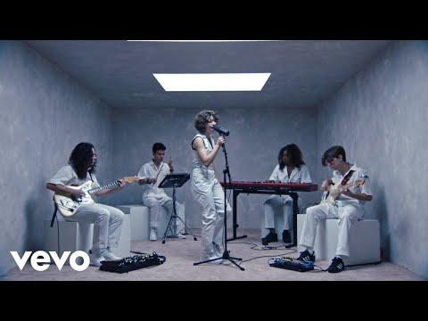 King Princess - Hit the Back (Live Performance)   Vevo