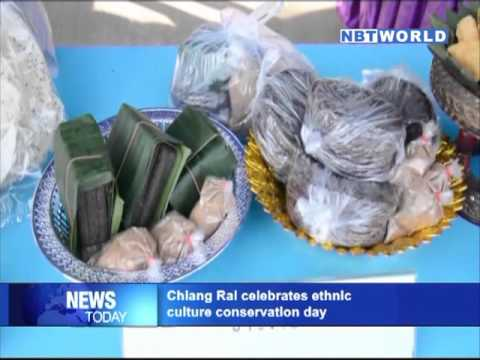 Chiang Rai celebrates ethnic culture conservation day
