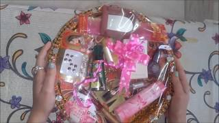 How to make Wedding packing Tray/Basket in just 5 minutes.DIY- Do it yourself