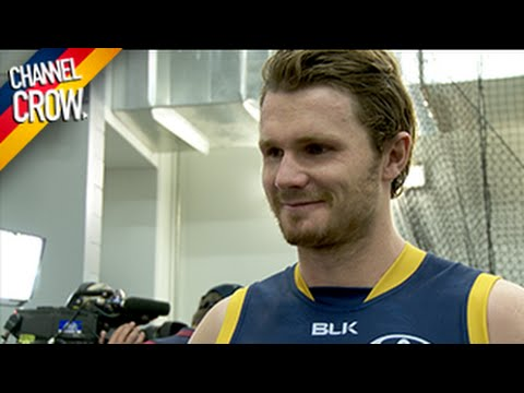 Patrick Dangerfield Post-Match Round 1