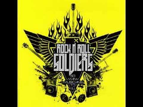 Rock N Roll Soldiers - Black
