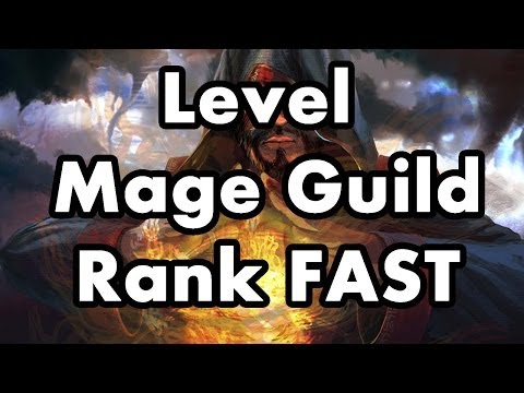ESO: How to Level your Mage Guild Rank Fast (All Lorebook Locations)