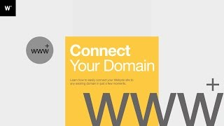 Webydo Tutorial: Connect Your Domain