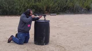 Shooting New Silencerco Maxim 50