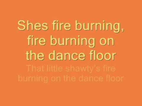 Fire Burning Lyrics
