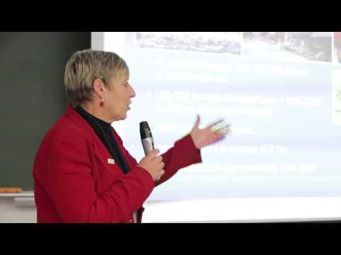 IRP Public Forums at 3rd UN World Conference on DRR, 2015, Japan- Ms. Dalziel, Mayor, Christchurch