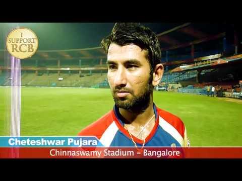 Cheteshwar Pujara - RCB