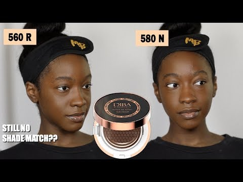 A Cushion Foundation For Deeper Complexions? Diba Queendom Cushion Foundation | Foundation Hunt #29
