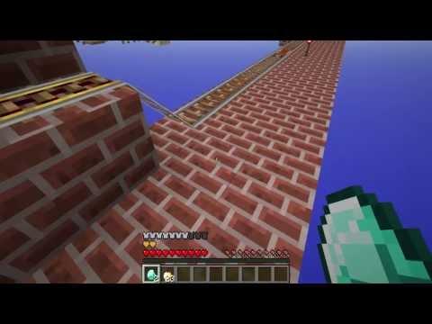 Minecraft:Прохождение карты Прыгай или умрешь