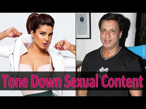 Priyanka Chopra Asks Madhur Bhandarkar To Tone Down Sexual Content In 'Madamji'