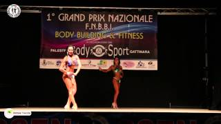 Bodybuilding assoluti donne FNBBI