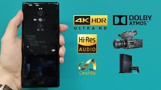 Sony Xperia 1 Extensive Review
