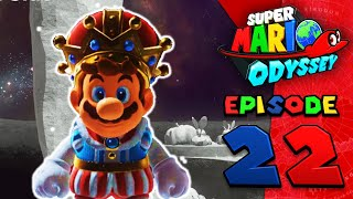 "A ""Broodal"" Challenge ll Koops Plays Super Mario Odyssey Blind Episode 22"