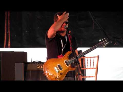 Brent Mason with Paul Reed Smith at PRS Experience 2012