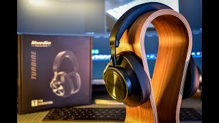 The Best Budget Headphones we Have Tested - Bluedio T7 Turbine
