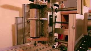 Homemade CNC #03 - 1.5KW Spindle & VFD Noise