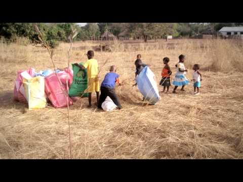 Stomping Out Malaria in Africa - Peace Corps