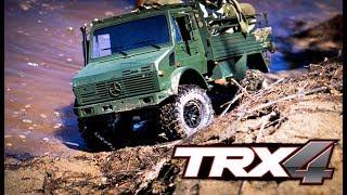 RC Cars Water Racing Unimog Traxxas TRX4, Cross RC, JEEP Wrangler