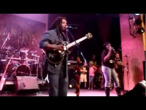 Stephen Marley no Cigarette Smoking (in My Room) Live In Pittsburgh July 5, 2011 video