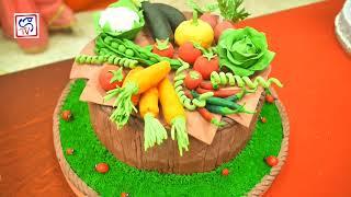 CAKE EXIBITION  SUJEEWA FERNADO 2017  NAPOLI