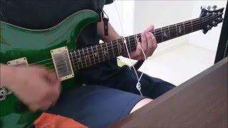 ONE OK ROCK 「Heartache」35xxxv Tour Live.ver Guitar cover (Toru part)