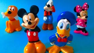 Disney Mickey Mouse Donald Duck Minnie Mouse Pluto Goofy