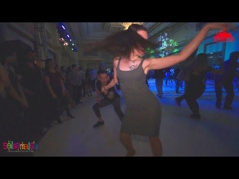 Fernando Sosa & Duru And Social Salsa Dance | IIDF 2016