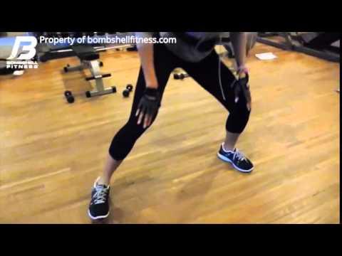 Bombshell Fitness - Sumo Stomps
