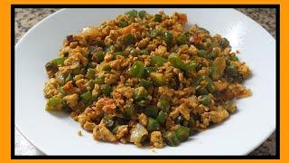 Delicious stir fry green beans recipe  Easy stir fry recipe