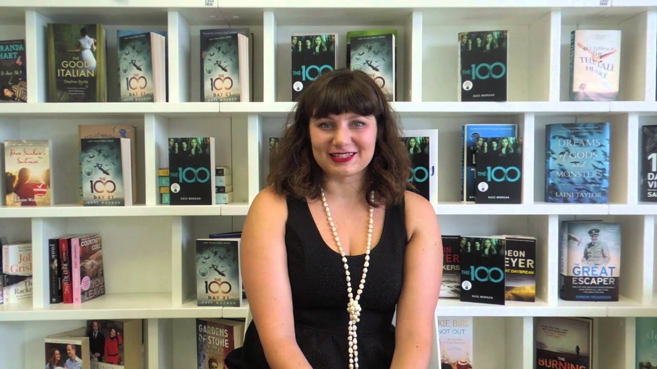 Interview With The 100 Author Kass Morgan Hodder