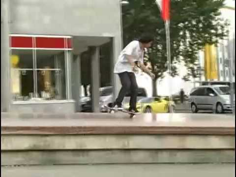 Lem Villemin in Adidas Diagonal