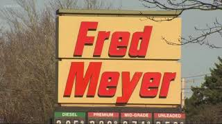 Southeast Portland Fred Meyer Closes