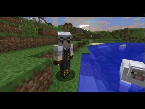Месть Херобрина - 8 серия - Продолжение Minecraft сериала!