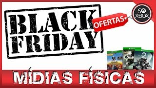 Ofertas de jogos em mídias físicas para XBOX ONE para não deixar escapar nessa Black Friday 2017   A