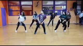 Clase de K-pop en Buenos Aires Dance Club