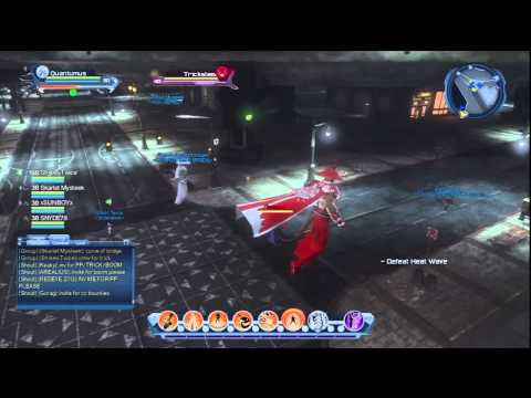 DCUO: Lightning Strikes Bounties