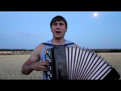 """""""Не для меня"""" Баянист Пётр Матрёничев. Accordion folk music."""