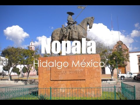 Nopala Hidalgo México