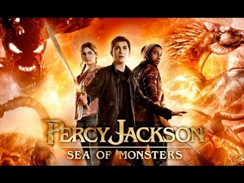 Percy Jackson: Sea Of Monsters - Movie Review By Chris Stuckmann