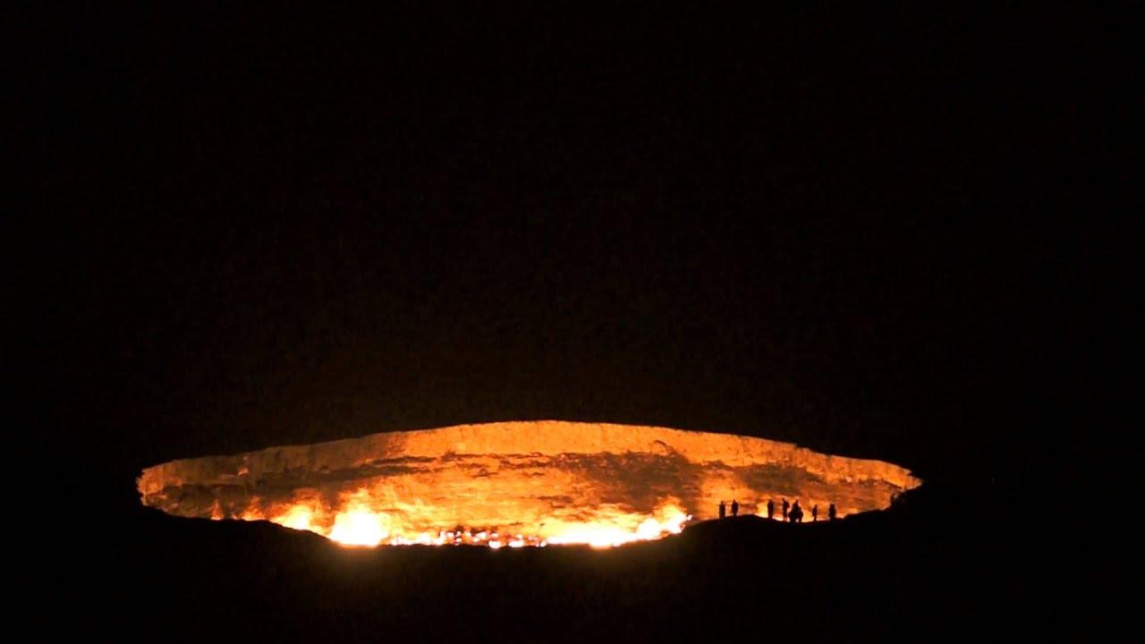 原口和也 トルクメニスタン 地獄の門③ 原口和也  トルクメニスタン 地獄の門③