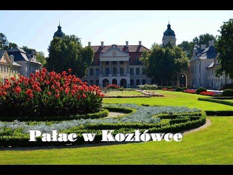 Kozłówka - Pałac Zamoyskich, The Zamoyski Museum In Kozłówka, Polska Na Weekend.