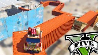 GTA V Online: BATE-BATE de PANTOS!? - Corrida DAORA #65