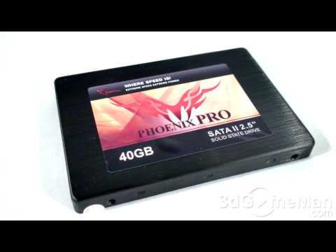 #65 - Picture of the G.Skill Phoenix Pro 40GB SSD