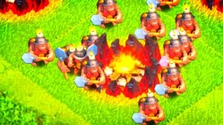 NEW MINER TROOP in CLASH OF CLANS!