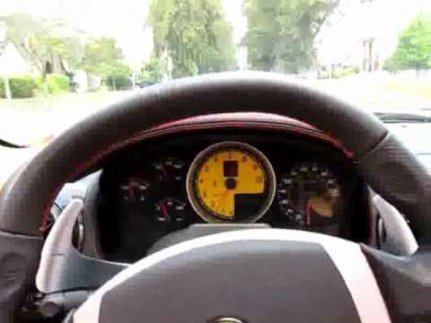 2008 Ferrari F430 Spider Test Drive
