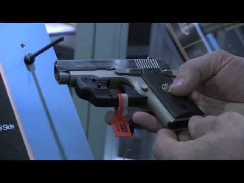 SHOT Show 2013 Colt Mustang Laser #SHOTShow FateofDestinee
