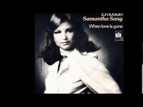 Samantha Sang ~ Emotion 1978 Disco Purrfection Version