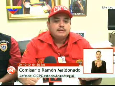 CICPC detiene a 3 sujetos acusados de robo a PDVSA en el estado Anzoátegui